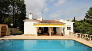 2 bedroom Villa for sale in Parcent