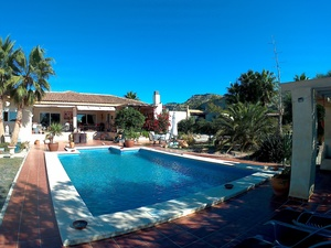 6 bedroom Finca te koop in Jijona