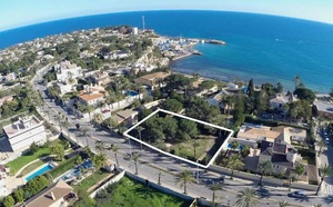Plot for sale in Cabo Roig