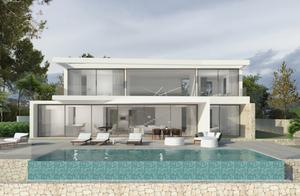3 bedroom Villa te koop in Moraira