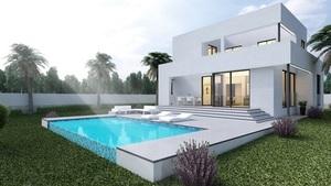 3 bedroom Villa for sale in Hacienda del Alamo Golf Resort