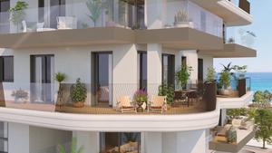 2 bedroom Appartement te koop in Villajoyosa