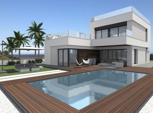 5 bedroom Villa for sale in Cabo Roig