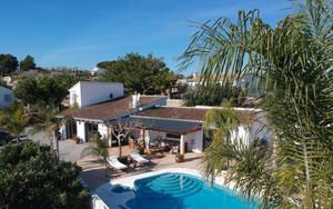 5 bedroom Villa te koop in Benissa