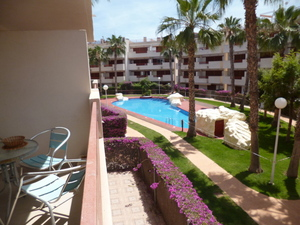 2 bedroom Appartement te koop in Playa Flamenca