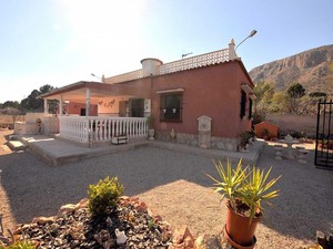3 bedroom Villa for sale in Hondon de las Nieves