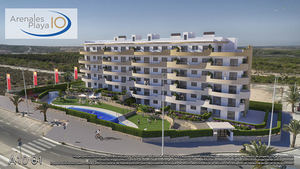 2 bedroom Appartement te koop in Gran Alacant