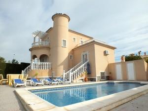 5 bedroom Villa te koop in Benijofar