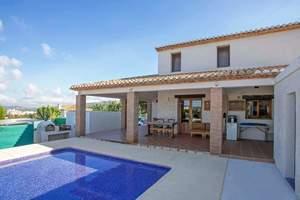4 bedroom Villa te koop in Gata de Gorgos