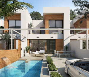 3 bedroom Townhouse for sale in Rojales