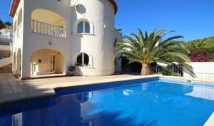 5 bedroom Villa for sale in Benissa