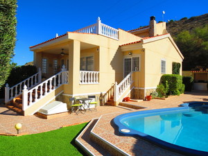 3 bedroom Villa for sale in Benimar