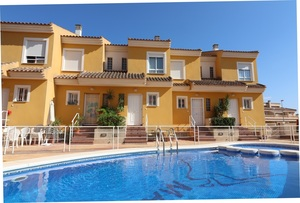 2 bedroom Townhouse for sale in Rojales