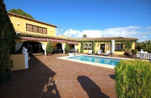 7 bedroom Villa for sale in Alfaz del Pi