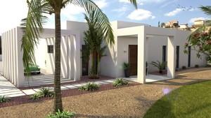 3 bedroom Villa for sale in Busot