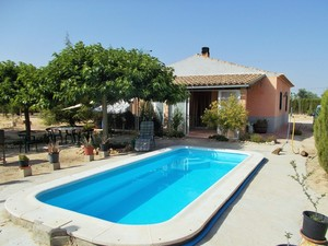 2 bedroom Villa for sale in Villena