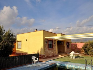 3 bedroom Villa te koop in Agost