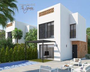 2 bedroom Villa for sale in Benijofar