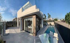 2 bedroom Villa for sale in Murcia