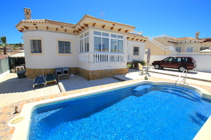 2 bedroom Villa for sale in Bigastro