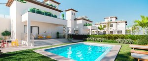 2 bedroom Townhouse for sale in La Marina