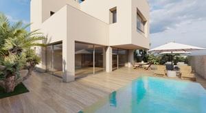 4 bedroom Villa for sale in Pilar de la Horadada
