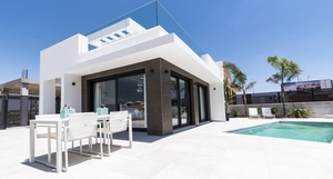 3 bedroom Townhouse for sale in La Marina