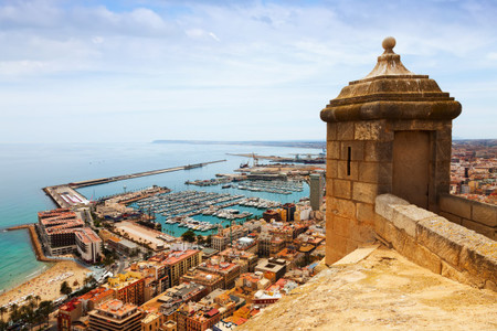 1,200 Years Of History In The Making; Meet The Alicante Castle