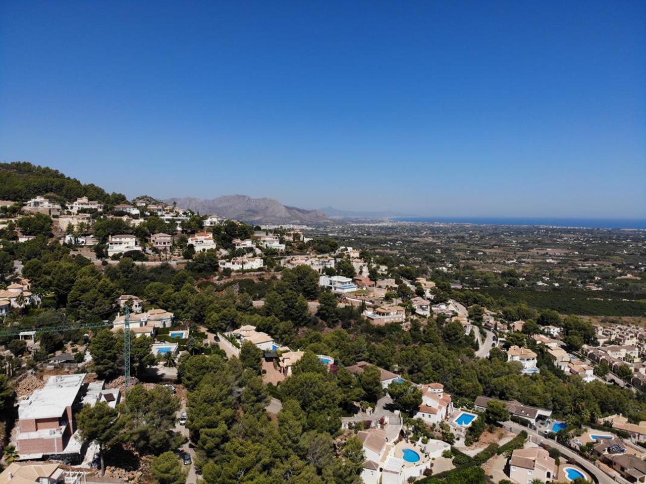 Plot in La Sella Golf Resort, Alicante