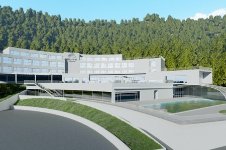 New Sports Hotel In La Sella