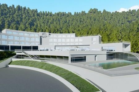 Neues Sporthotel in La Sella