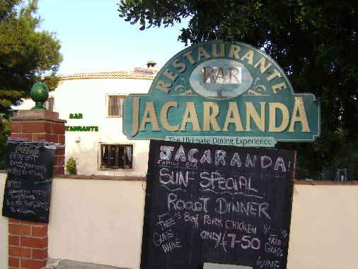 Jacaranda Moraira
