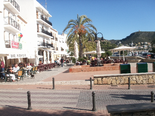 Autumn in Moraira