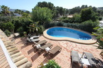 6 bedroom Villa for sale in Moraira