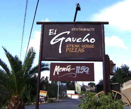 El Gaucho Moraira