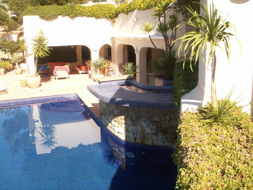 Moraira El Portet villa for sale