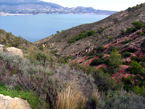 Albir Lighthouse Walk