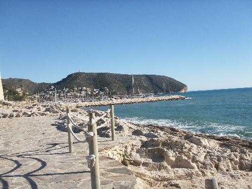 Sea Front Towards Marina