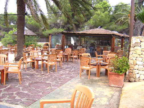 Algas Bar Moraira
