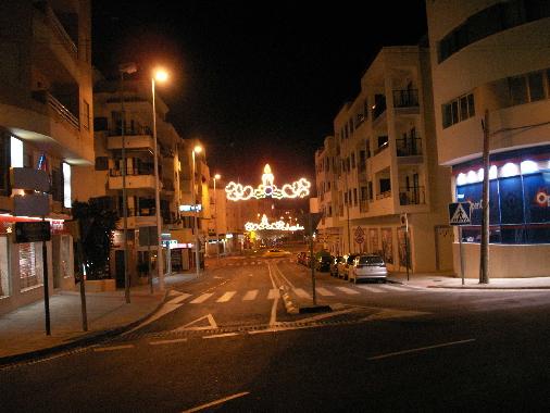 Moraira Christmas Lights