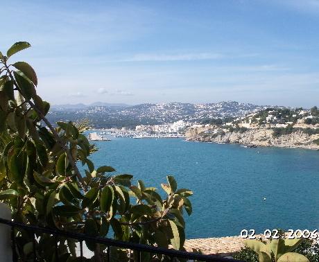 Moraira Villa with Sea View!