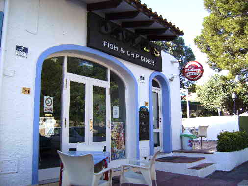 David's Fish and Chips, Moraira