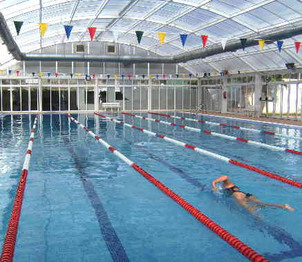 Indoor Swimming Pool Benitachell