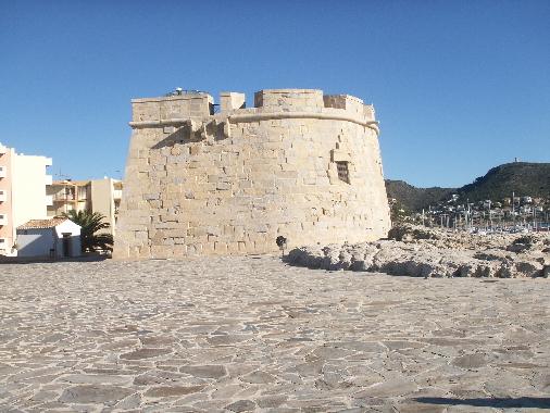Moraira Castle