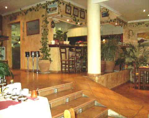 Aqua Marina Restaurant Calpe
