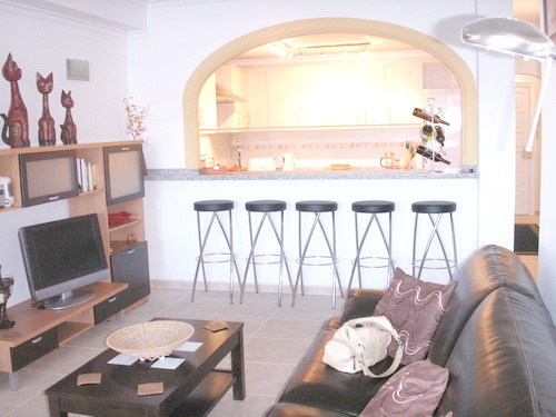 3 bed 120m2 moraira apartment for sale