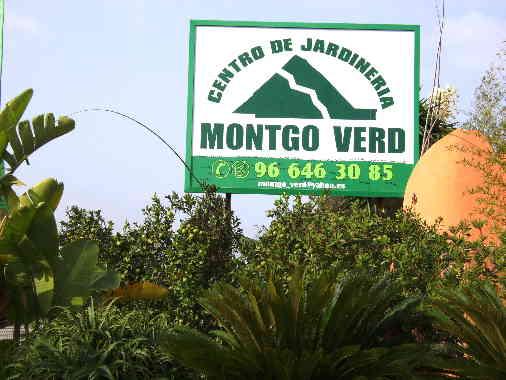 Montgo Verd Javea