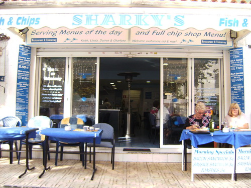 Sharky's Fish & Chips