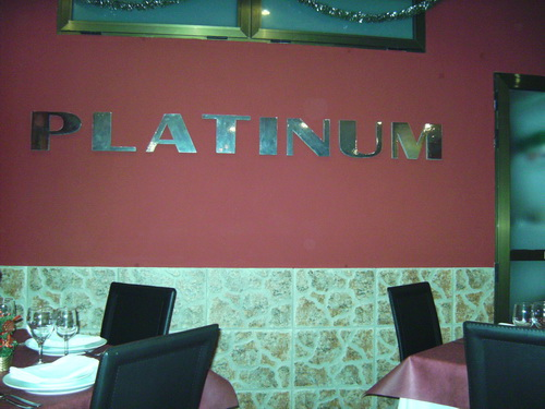 Platinum Restaurant Denia