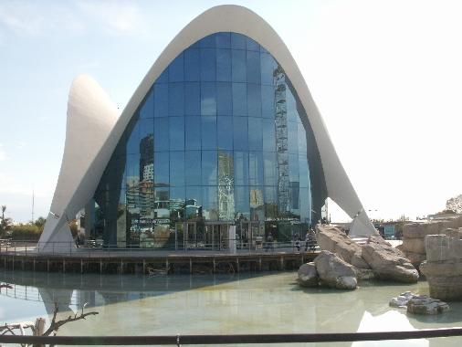 Oceanographic Centre, Valencia